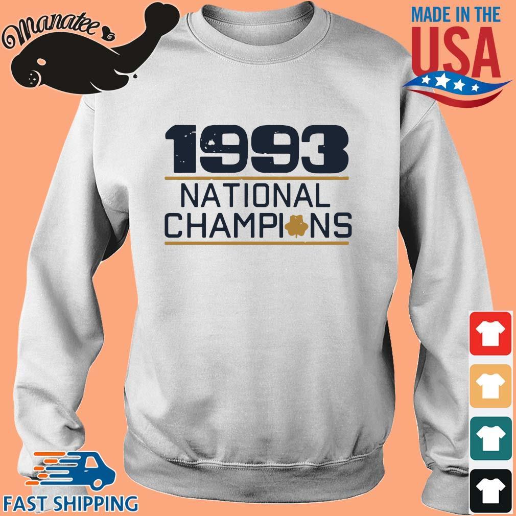 1993 national Champions shirt