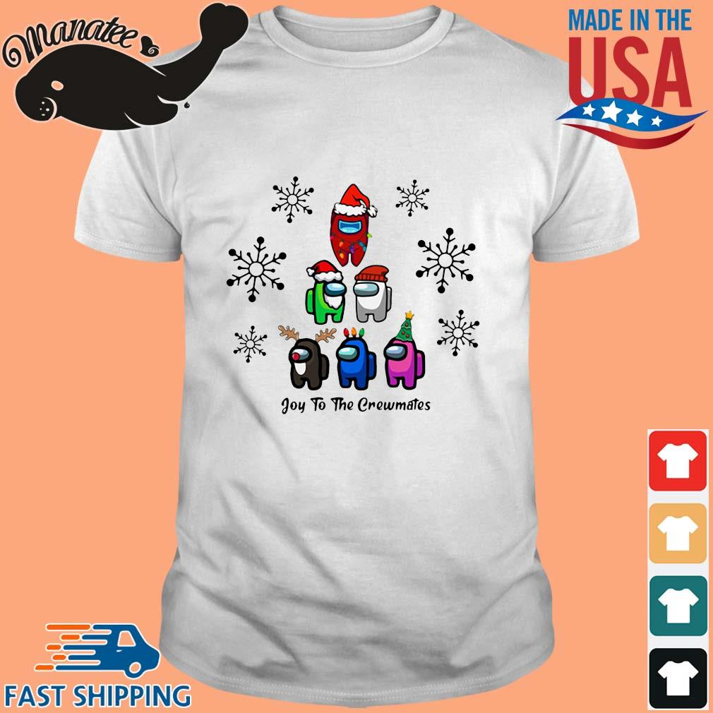 Among Us Character Joy To The Crewmates Christmas Tree Sweater Sweater Hoodie And Long Sleeved Ladies Tank Top Even if it is not real, but artificial or even virtual. among us character joy to the crewmates