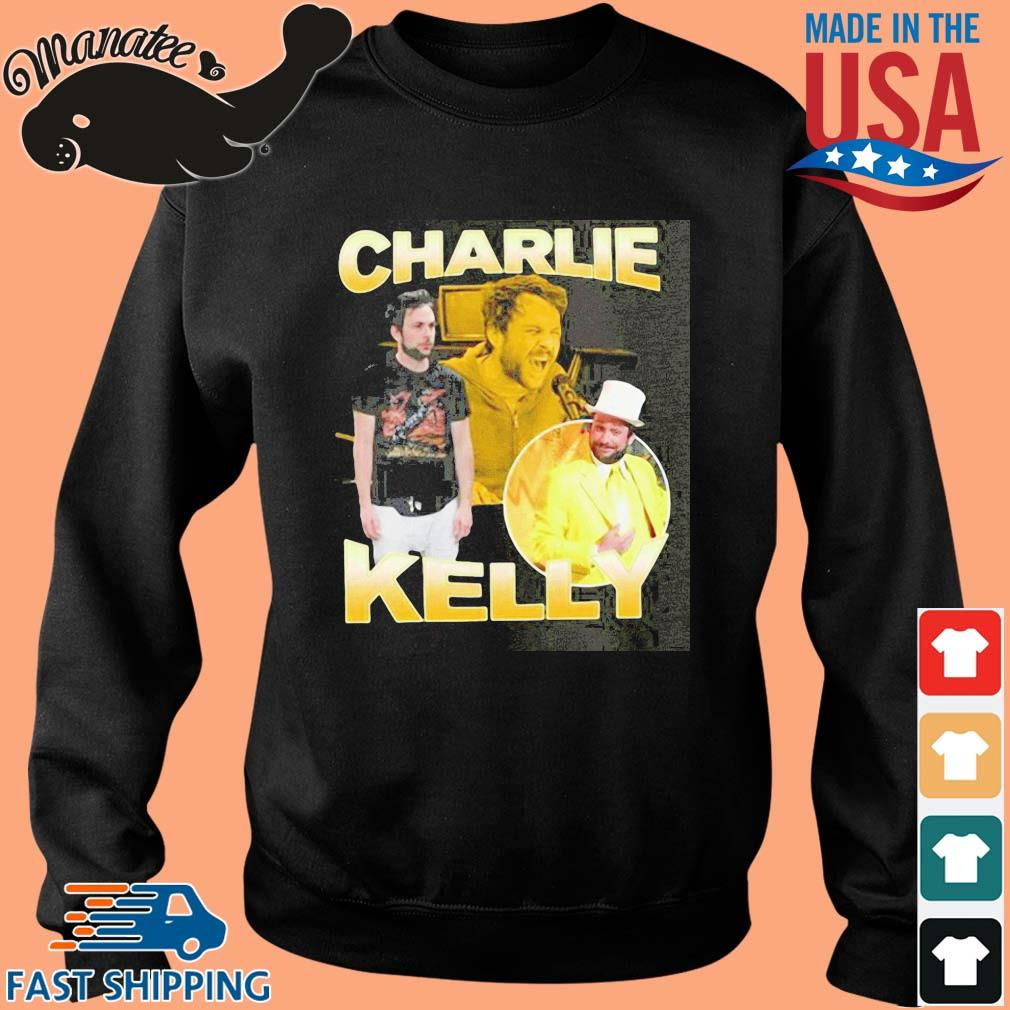Charlie Kelly poster shirt