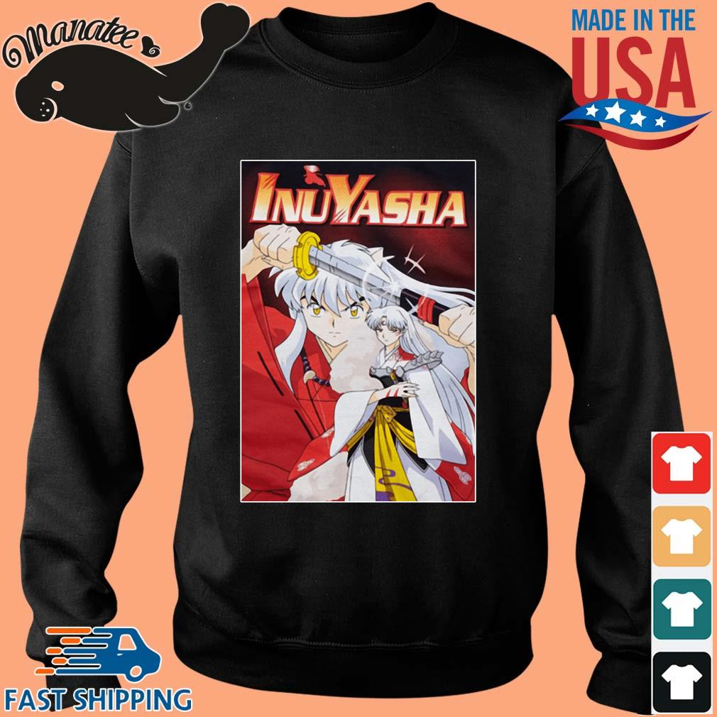Inuyasha brothers box girls s Sweater den