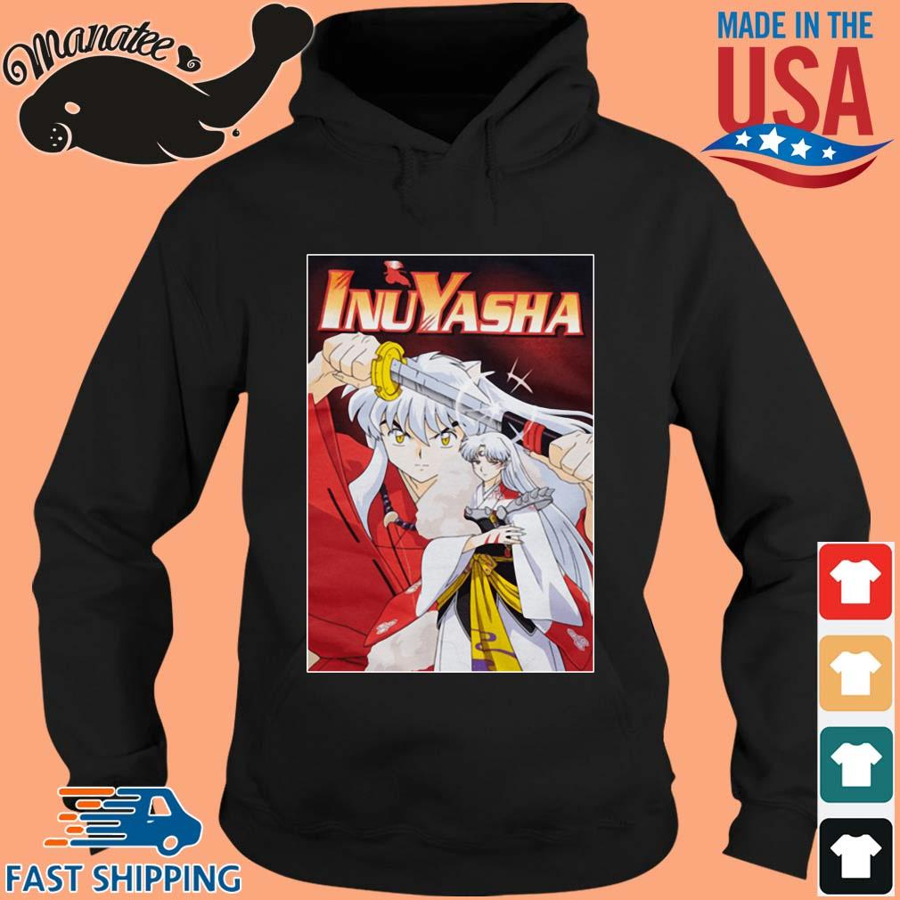Inuyasha brothers box girls s hoodie den