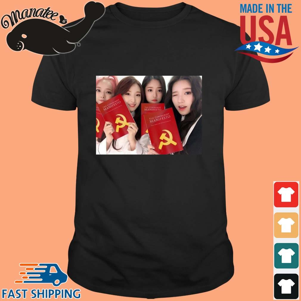 Loona The Communist Manifesto Shirt
