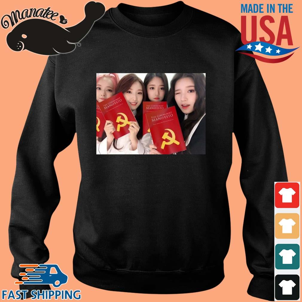 Loona The Communist Manifesto Shirt Sweater den
