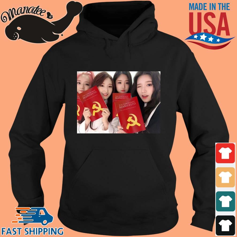 Loona The Communist Manifesto Shirt hoodie den
