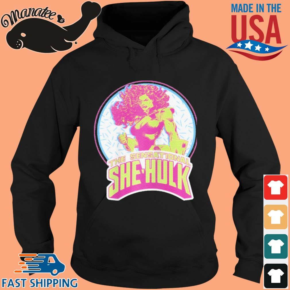 Marvel The Sensational She-Hulk Shirt hoodie den