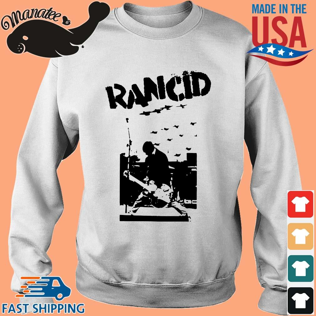 Rancid rock shirt