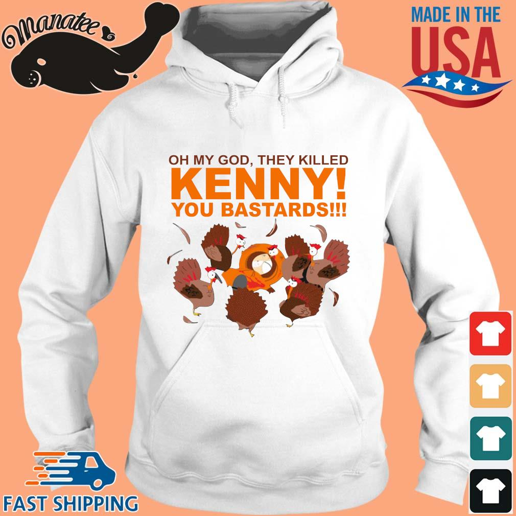 South park oh my god they killed kenny you bastards s hoodie trang