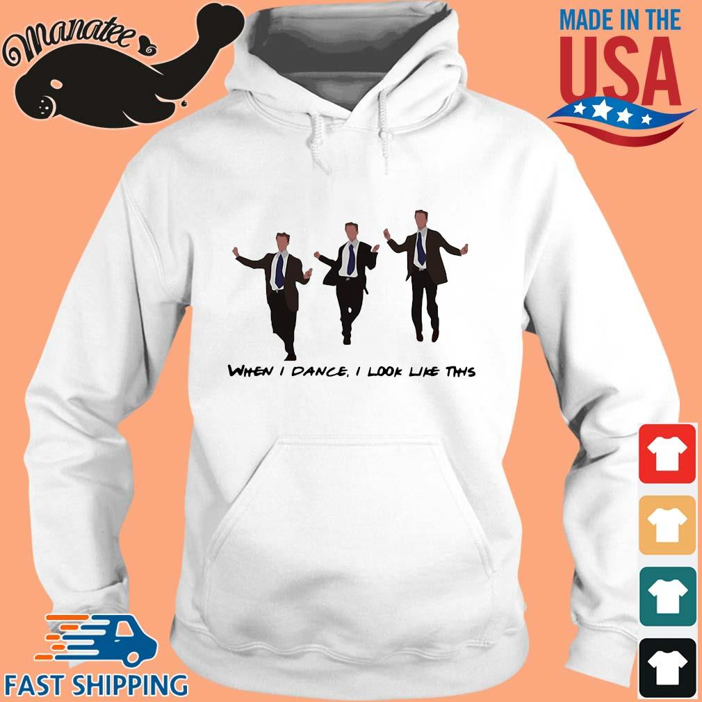 When I dance I look like this s hoodie trang