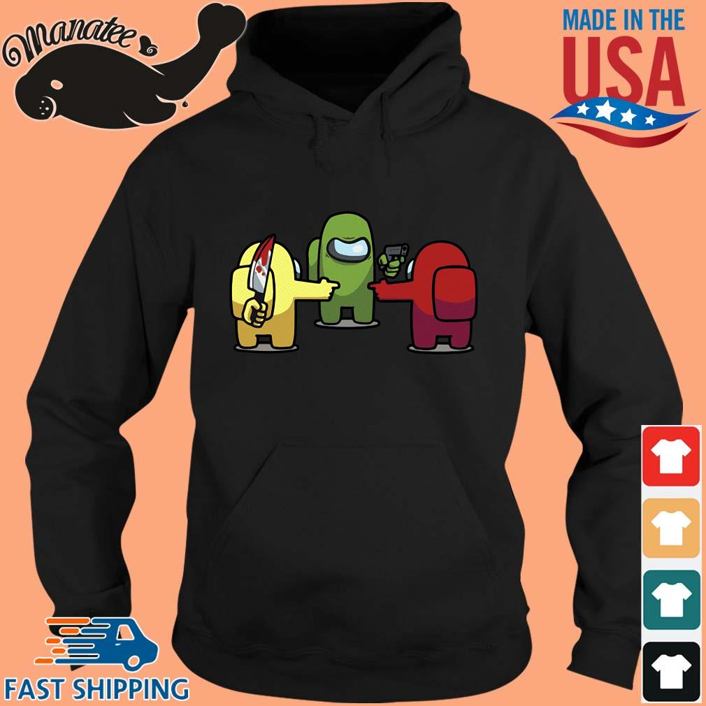 You is a Imposter Among Us Game Shirt hoodie den