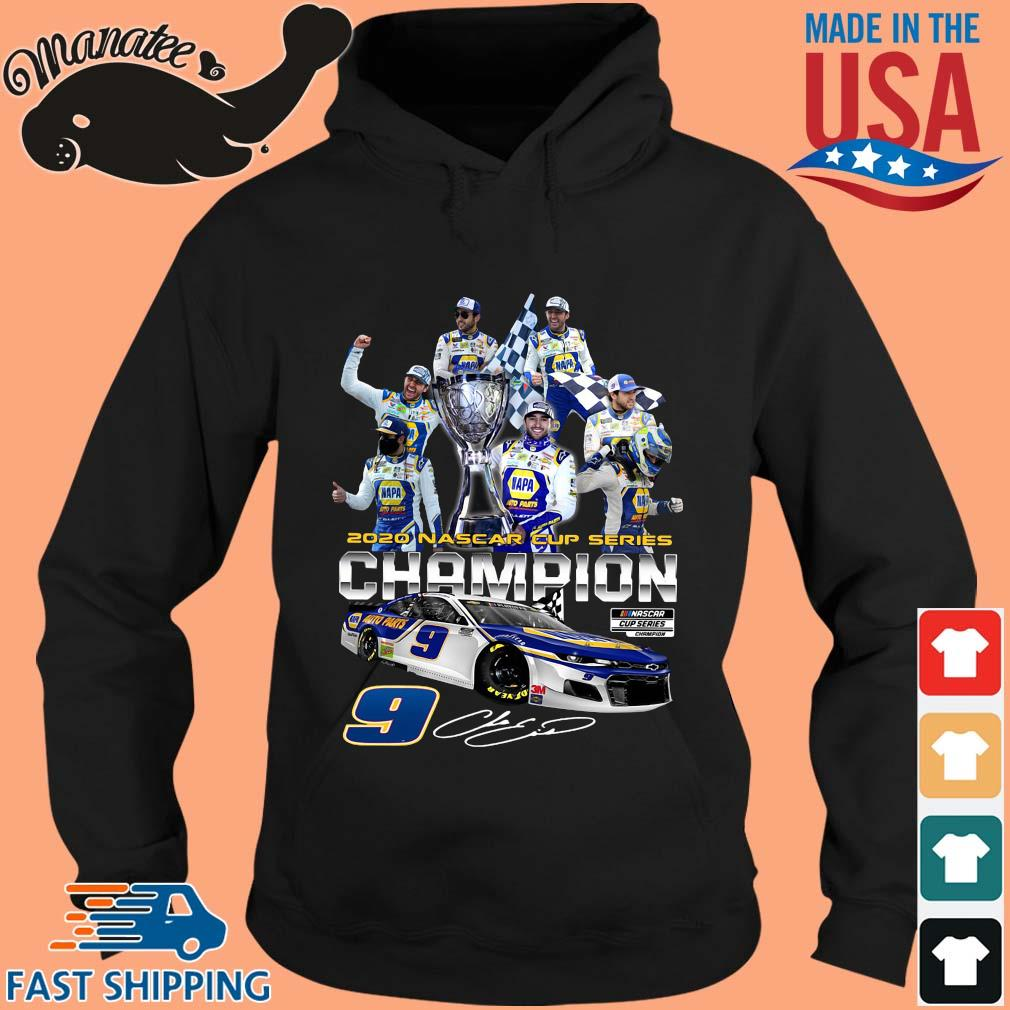 2020 nascar cup series Champion signature s hoodie den