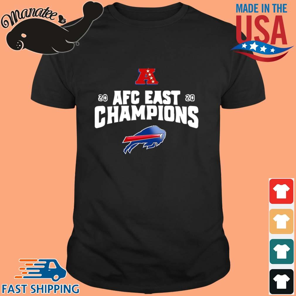 Buffalo Bills 2020 AFC East Champions shirt