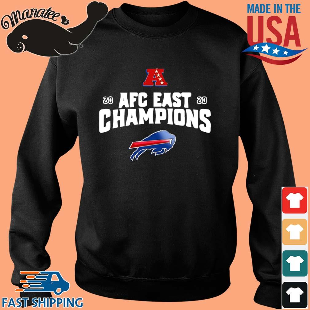 Buffalo Bills 2020 AFC East Champions s Sweater den