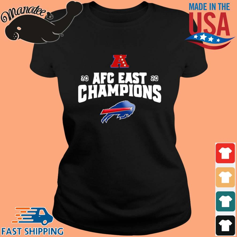 Buffalo Bills 2020 AFC East Champions s ladies den