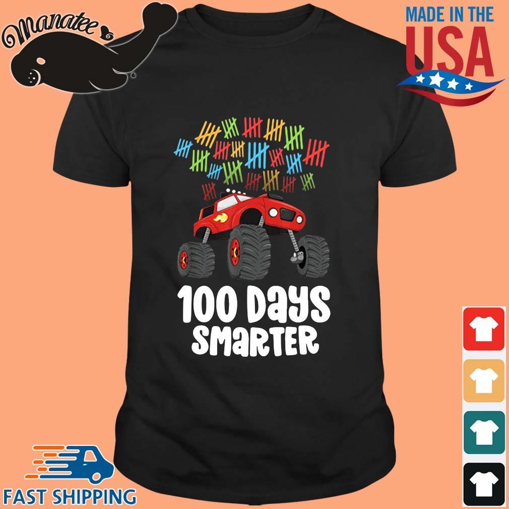 100 days smarter shirt