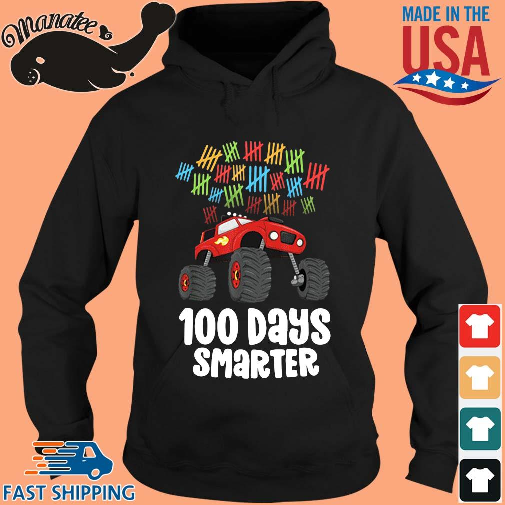 100 days smarter s hoodie den