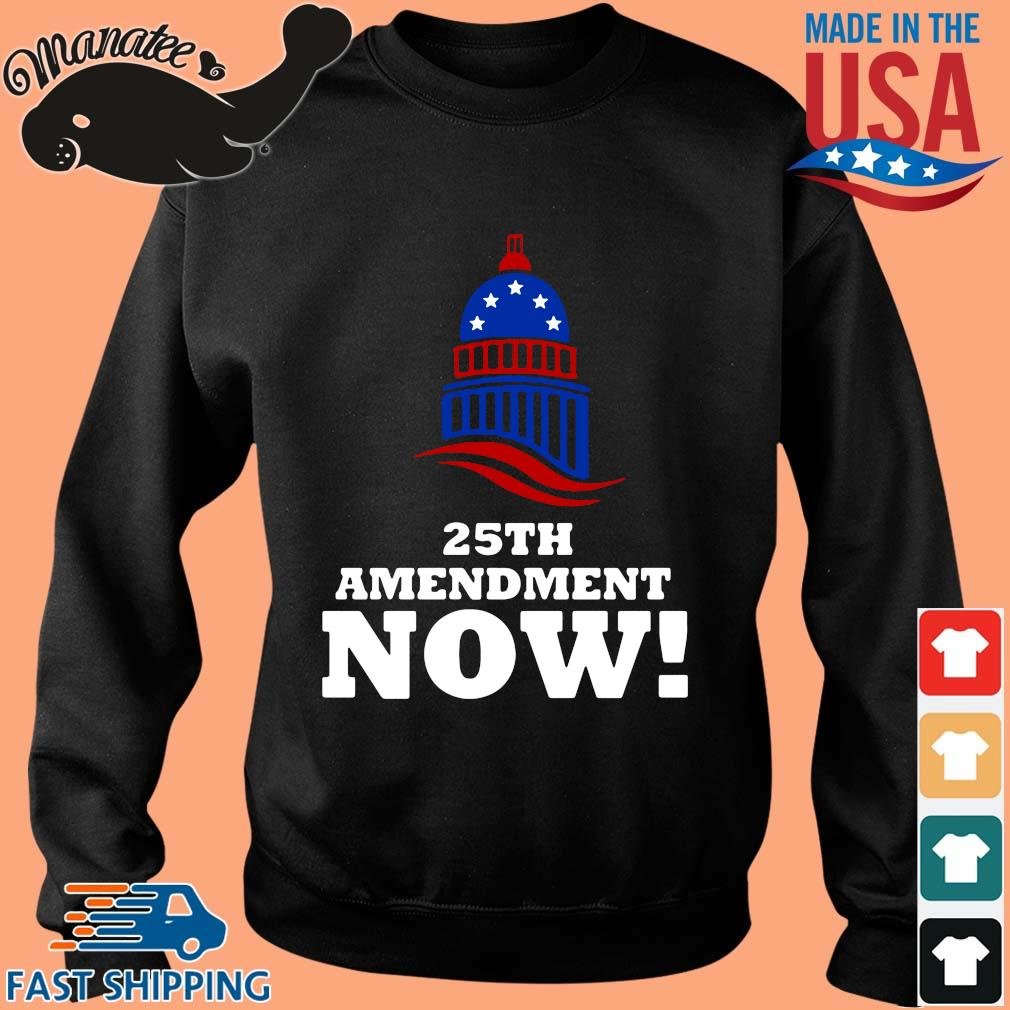 25th Amendment Now Remove Trump Fom Shirt Sweater den