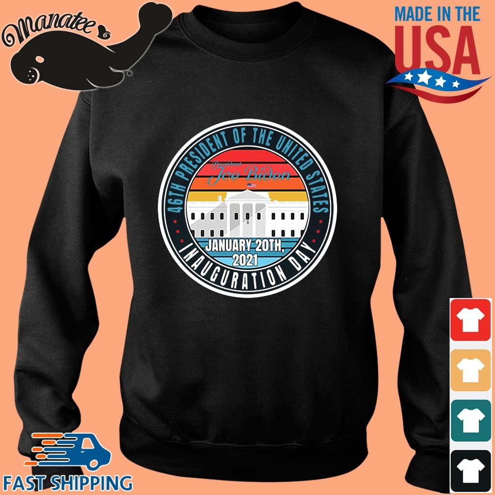 46th President of the united states inauguration day s Sweater den