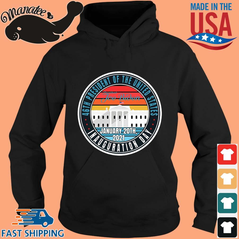 46th President of the united states inauguration day s hoodie den