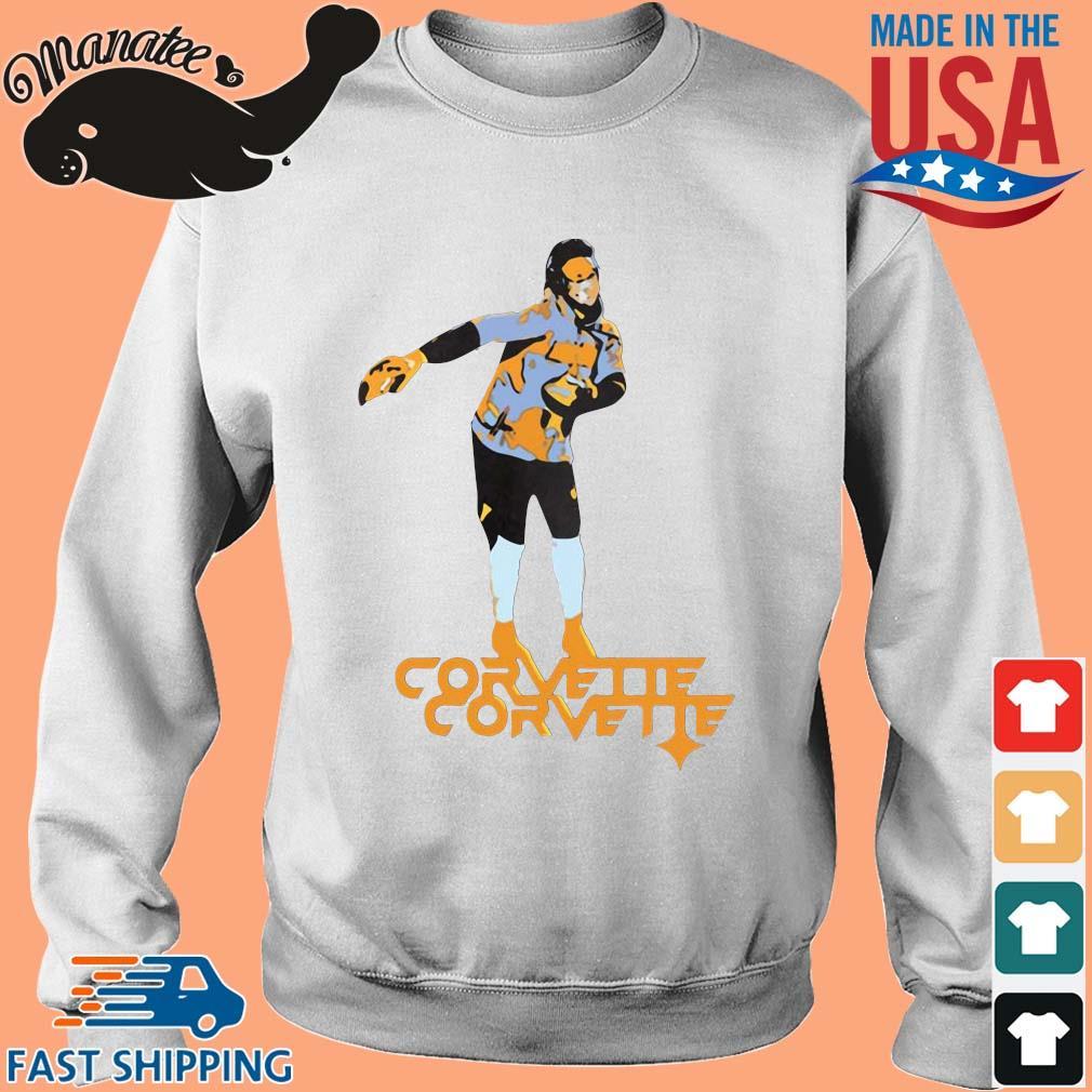 Corvette s Sweater trang