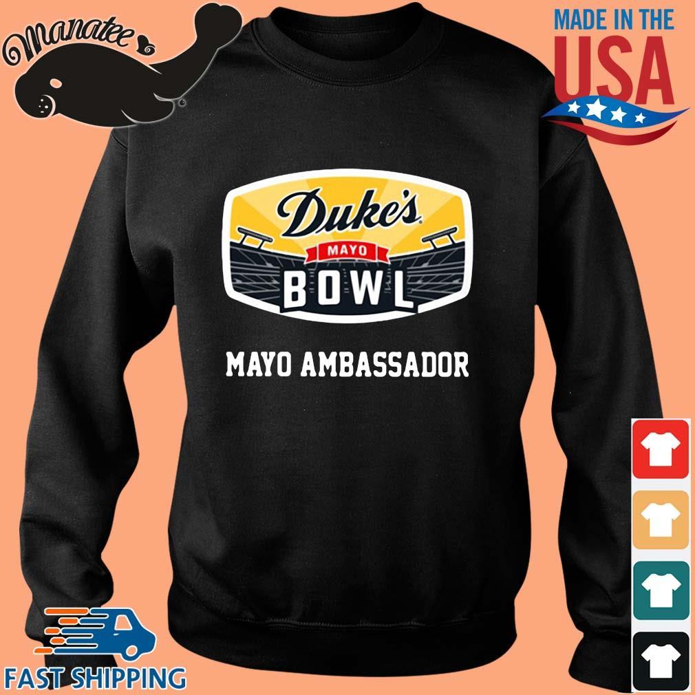 Duke's mayo bowl mayo ambassador s Sweater den