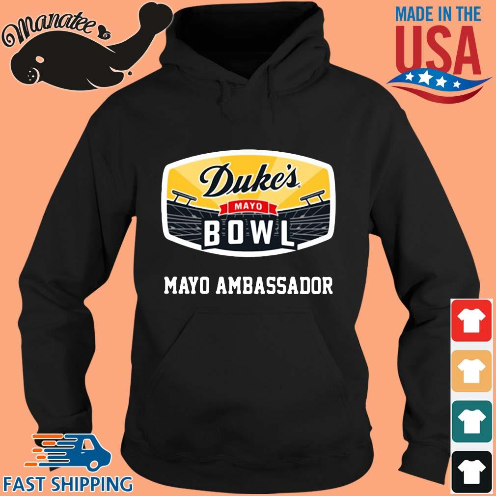 Duke's mayo bowl mayo ambassador s hoodie den