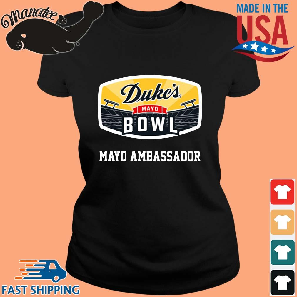 Duke's mayo bowl mayo ambassador s ladies den
