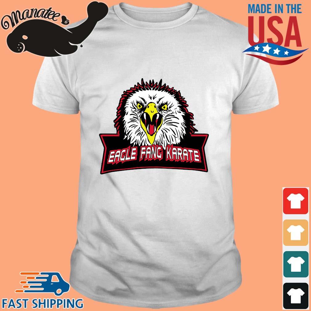 Eagle Fang Karate Novelty Youth Hoodie Sweatshirts Cool for Teens