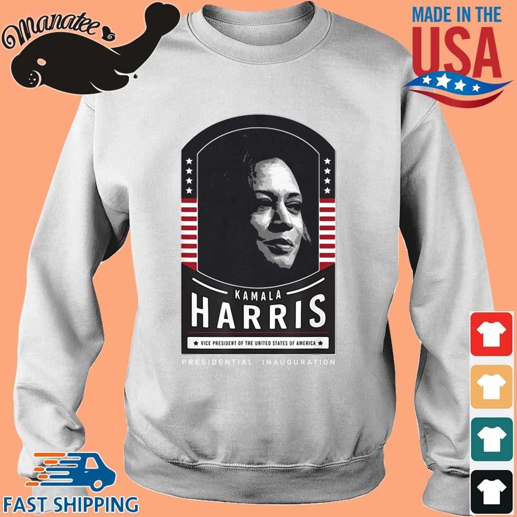 Kamala Harris Vice President of the united states of America s Sweater trang