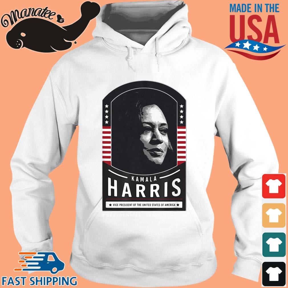 Kamala Harris Vice President of the united states of America s hoodie trang