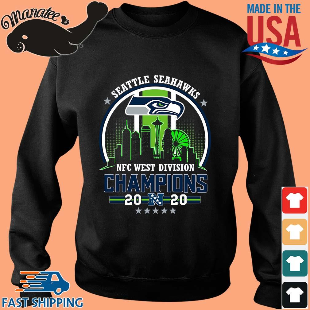 Seattle Seahawks NFC west division Champions s Sweater den