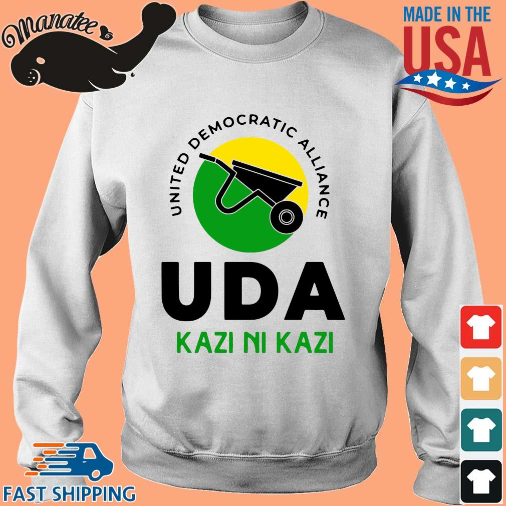 United democratic alliance uda kazi ni kazi s Sweater trang